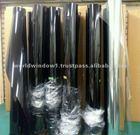 SUPER BLACK -- uv resistant plastic film