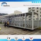 modular solar power container house building