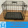 welded bottom tray pet cages dog kennel