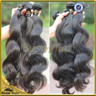 5A Grade unprocessed cambodian virgin human hair bundles
