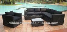 2012 Corner Sofa/ PE Rattan Sofa/ Outdoor Furniture