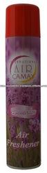 Aerosol Air Freshener -- Many different fragrance : lemon, rose, jasmine, strawberry ,apply, lavender, sandalwood