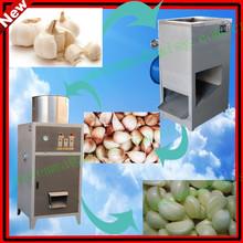 garlic processing machines /garlic separating machine/garlic peeling machine