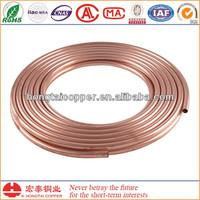 C12200 Air Conditioner Pancake Copper Coil