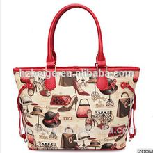2014 Big Chinese manufacture fashion women Handbag