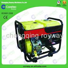 power lift portable generator, mini diesel generator for sale in china