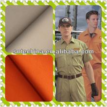 "Cotton/polyester 60/40 fabric for khaki workwear uniform- CVC 60/40 20*16 120*60 57/58"""