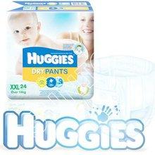 Diapers Dry Pants xxl 24