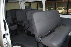 NEW TOYOTA HIACE 2.5L D4D MINIBUS 15 SEATS