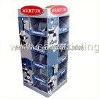 2013Hot selling showcase cardboard display self adhesive paper for furniture