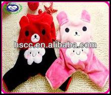 Hot sale Autumn and winter pet dog clothes drop ship