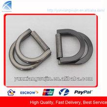 CD6472 Custom Metal Double Adjustable Buckle for Dog Collar