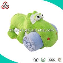 Baby Stuffed Dog With Blanket Diy Plush Toy