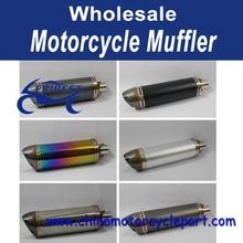 สำหรับ400cc-600ccท่อไอเสียรถจักรยานยนต์