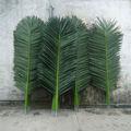 Falso Artificial folhas de palmeira