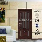 used wood exterior doors
