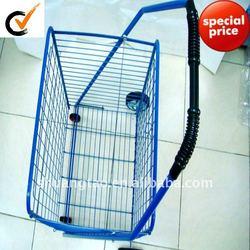 Professional production foldable shopping trolley (guangzhou)