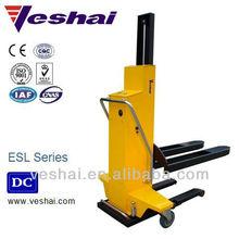 Self-lift forklift stacker VH-ESL-50/13 with battery