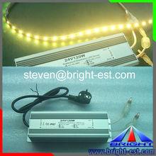 120W DC12V 10A DC24V 5A IP67 Waterproof LED power supply