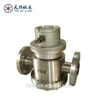 volumetric fuel flow sensor/fuel flow meter
