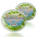 Tailandesa haccp, Halal, Gmp, Iso 9001 certificado vegetales deshidratados Pomelo pelado