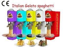 molder spaghetti ice cream