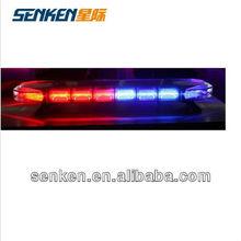 slim LED warning light bar