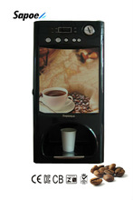 Sapoe Automatic Germany Coffee Machine with CE Approval
