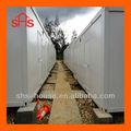 Casas pré-fabricadas contentores( ce/como/padrão csa)