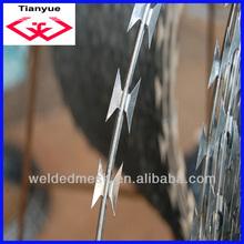 razor barbed wire (Manufacturer & exporter)