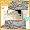 Mg3004-1 tela de encaje blanco blusas