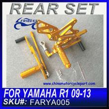 For Yamaha R1 09 10 11 12 13 Motorcycle Foot Pegs FARYA005