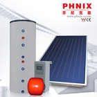 New hot flat panel solar water heater system