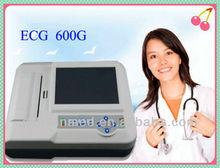 Stress Test 12 Leads ECG Machine-ECG Recorder
