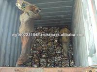 Best Recycle Metal Pressed Bundles Tin Can Scrap LMS