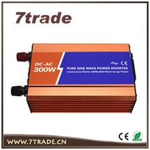 wind power dc-ac 12 24v dual input inverter