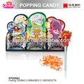 Lantos marca 10 G HALLOWEEN pirulito com POPPING doces
