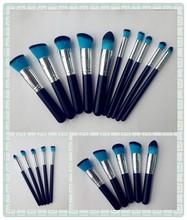 Synthetic Kabuki Makeup Brush Set Cosmetics Foundation blending blush