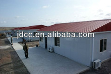 2013 low cost permanent living prefabricated houses
