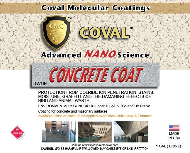Coval Concrete Coat