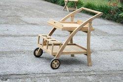 Indonesia teak outdoor furniture - Trolley outdoor furniture