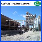 LB1500 Stationary Bitumen Mixing Machine for sale-120TPH