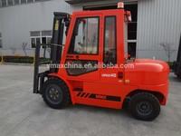 New 4Ton diesel forklift truck with Isuzu 4JG2 engine with Cabin