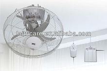 """SUNCA AC/DC Rechargeable Ceiling Fan 17"""" SF-2395N"""