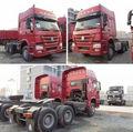 chino 6x4 camión tractor