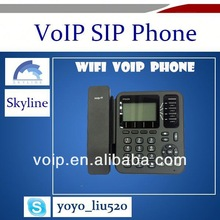 4 lines wifi voip phone with 4 sip accounts jy-g3 smart phone 4.5 inch ips retina screen