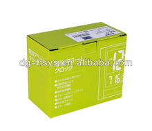 Computer mouse packaging paper packaging box strong quality