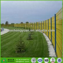 Hot sale farm fence pvc vinyl fence