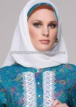 Upcoming New Fashionable Womens Hijab 2013