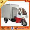 150cc-250cc Closed Cab Cargo Tricycles with Cabin
